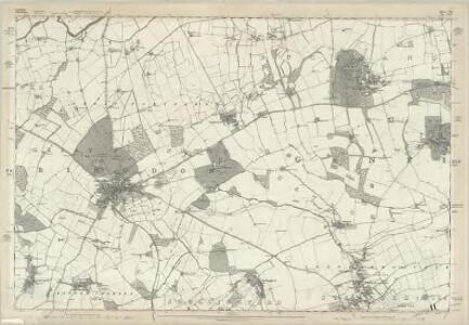 Berkshire VII - OS Six-Inch Map