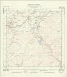 NS63 - OS 1:25,000 Provisional Series Map