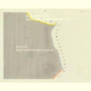 Oberdorf (Hornj Rokitnice) - c2136-1-004 - Kaiserpflichtexemplar der Landkarten des stabilen Katasters