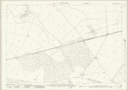 Staffordshire L.8 (includes: Hatherton; Huntington; Penkridge) - 25 Inch Map