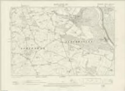 Derbyshire XXXIX.NE - OS Six-Inch Map