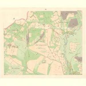 Zaschau (Zassow) - m3563-1-006 - Kaiserpflichtexemplar der Landkarten des stabilen Katasters