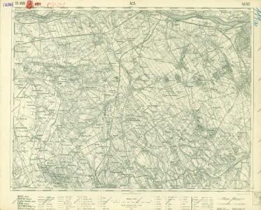 III. vojenské mapování 4960