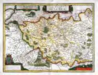 Le comté de la Brie