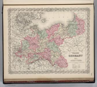 Germany No.1, Prussia and Saxony.