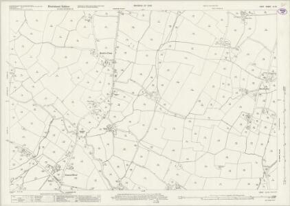 Kent LII.12 (includes: Boughton Monchelsea; Chart Sutton; Staplehurst) - 25 Inch Map