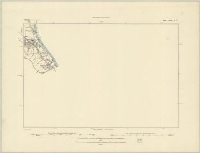 Shropshire LXXXI.NW - OS Six-Inch Map