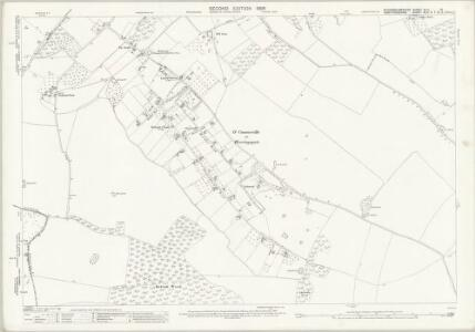 Buckinghamshire XLIII.16 (includes: Chorleywood; Rickmansworth Urban) - 25 Inch Map