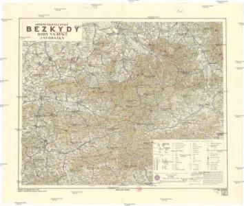 Moravskoslezské Bezkydy