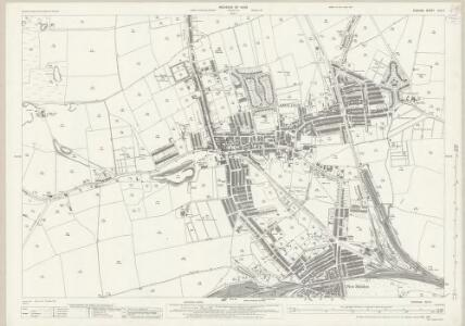 Durham XLII.11 (includes: Shildon) - 25 Inch Map