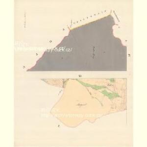 Brumow - m0231-1-004 - Kaiserpflichtexemplar der Landkarten des stabilen Katasters