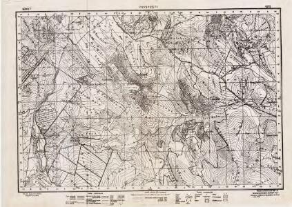 Lambert-Cholesky sheet 4579 (Cristeşti)