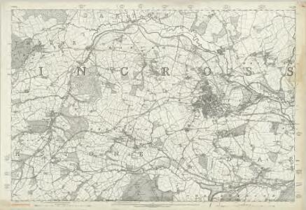 Yorkshire 274 - OS Six-Inch Map