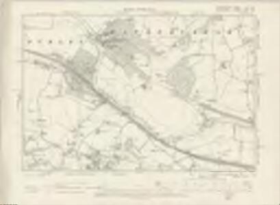 Oxfordshire LVI.SW - OS Six-Inch Map