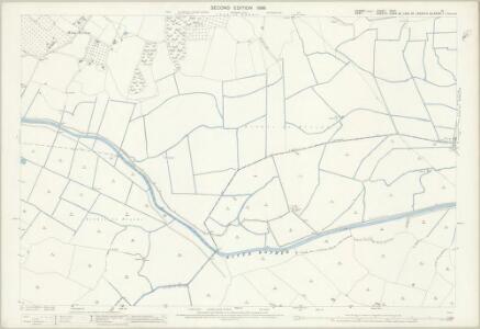 Sussex XXXII.10 (includes: Iden; Wittersham) - 25 Inch Map