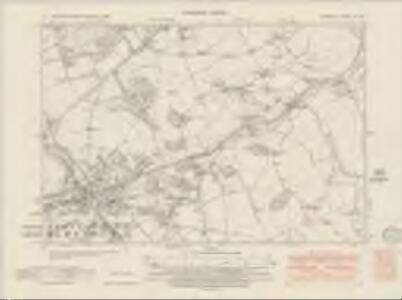 Somerset XX.SE - OS Six-Inch Map