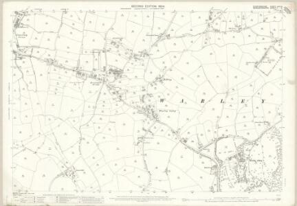 Staffordshire LXXII.6 (includes: Oldbury; Smethwick; Warley Woods) - 25 Inch Map