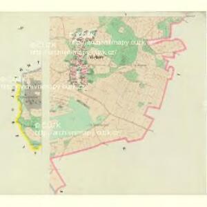 Michow - c4777-1-005 - Kaiserpflichtexemplar der Landkarten des stabilen Katasters