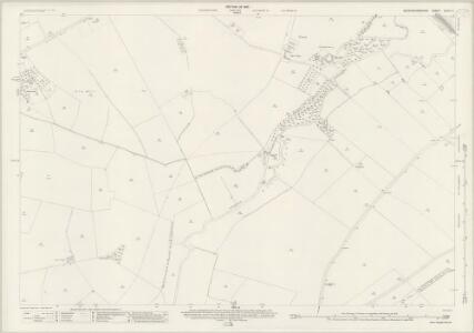 Buckinghamshire XXXII.11 (includes: Haddenham; Long Crendon) - 25 Inch Map