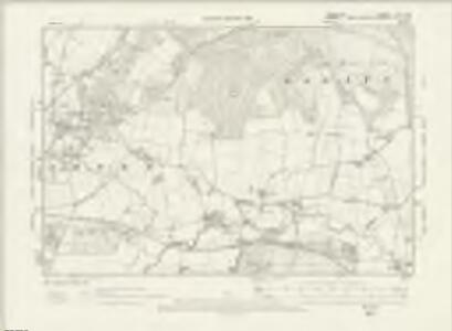 Hampshire & Isle of Wight LIII.SW - OS Six-Inch Map