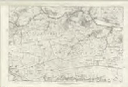 Yorkshire CLIII - OS Six-Inch Map