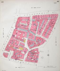Insurance Plan of City of London Vol. III: sheet 60