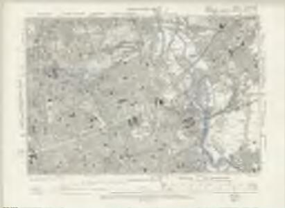 Essex LXXIII.SW - OS Six-Inch Map