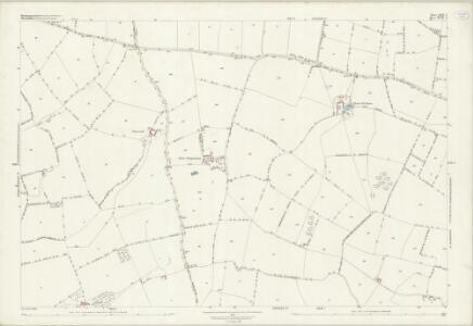 Warwickshire XLIX.3 (includes: Bickmarsh; Bidford on Avon; Dorsington; Pebworth; Welford on Avon) - 25 Inch Map