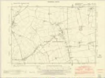 Huntingdonshire XXIV.NE - OS Six-Inch Map