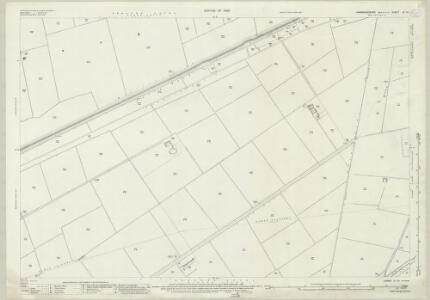 Cambridgeshire XI.10 (includes: Elm; March; Whittlesey) - 25 Inch Map