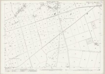 Yorkshire CCLXXVIII.5 (includes: Hatfield) - 25 Inch Map