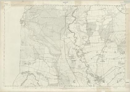 Hampshire & Isle of Wight LXXVIII - OS Six-Inch Map