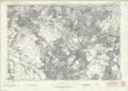 London Sheet S - OS Six-Inch Map