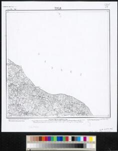 Meßtischblatt 79 : Tarup (Insel Alsen), 1879