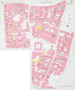 Insurance Plan of Nottingham Vol. I: sheet 6-1