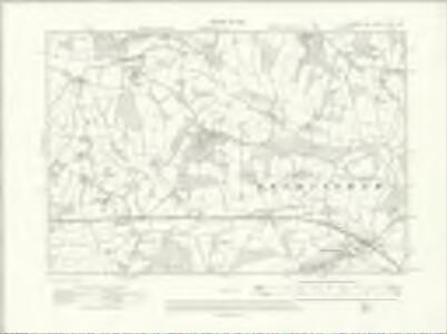 Sussex XXX.NW - OS Six-Inch Map