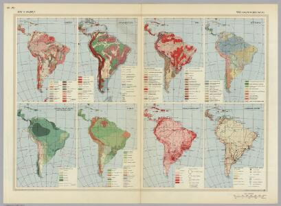 South America.  Pergamon World Atlas.