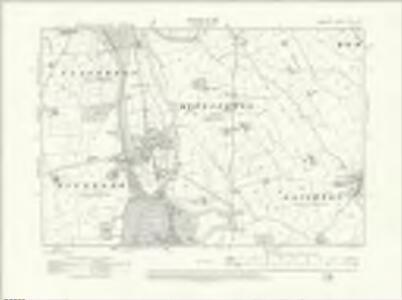 Cheshire XLVI.NE - OS Six-Inch Map