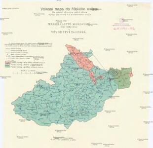 Volební mapa do říšského sněmu
