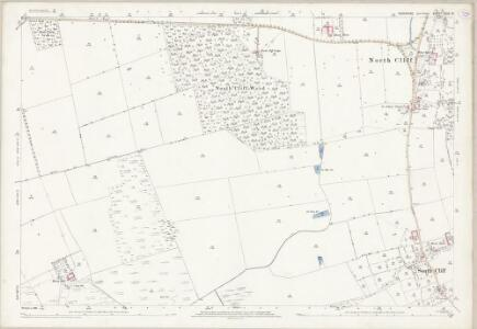 Yorkshire CCIX.13 (includes: South Cliffe) - 25 Inch Map