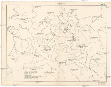 Rozšíření nejstarší keramiky české v Evropě