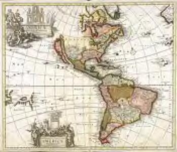 America septentrionalis. novissima