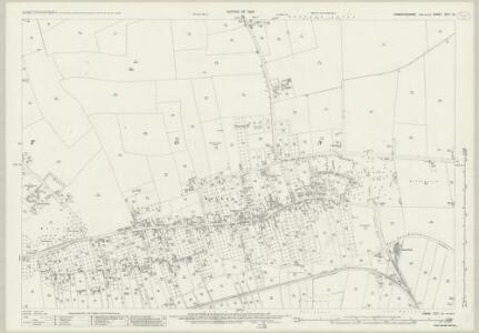 Cambridgeshire XXV.14 (includes: Mepal; Sutton) - 25 Inch Map