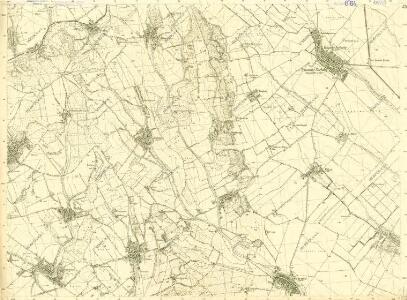 III. vojenské mapování 4761/3