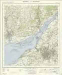 Bristol and Newport - OS One-Inch Map