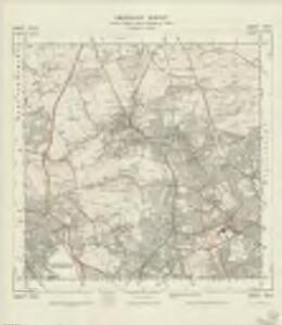 TQ29 - OS 1:25,000 Provisional Series Map