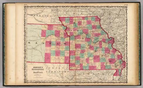 Missouri And Kanzas.
