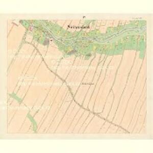 Seitendorf (Siwotice) - m0704-1-004 - Kaiserpflichtexemplar der Landkarten des stabilen Katasters