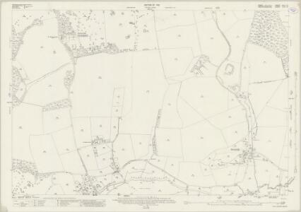 Essex (New Series 1913-) n XLI.15 (includes: Eastwick; Hunsdon) - 25 Inch Map