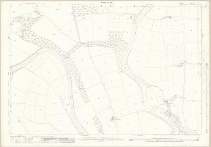 Durham LVII.8 (includes: Eryholme; Girsby; Low Dinsdale; Neasham; Sockburn) - 25 Inch Map